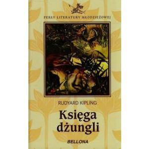 Perły Literatury Młodzieżowej Księga dżungli