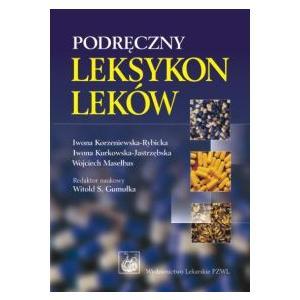 Podręczny Leksykon Leków + CD