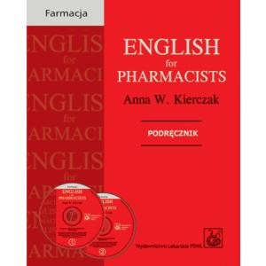 English for Pharmacists. Kierczak, A. Podręcznik z CD. Op. miękka