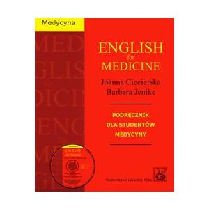 English for Medicine. Student's Book+Audio CD