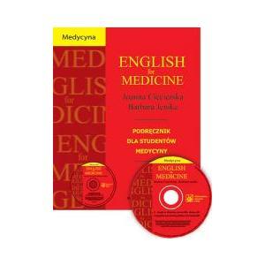 English for Medicine. Podręcznik + CD