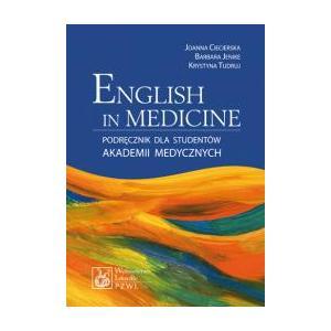 English in Medicine. Podręcznik dla stud. Akad. Med. Ciecierska, J