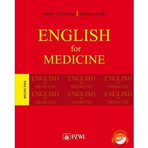 English for Medicine + kod MP3