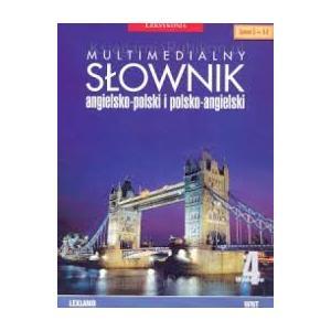 Multimedialny słownik angielsko-polski, polsko-angielski