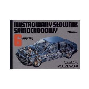 Ilustrowany sł.samochodowy 6-języczny