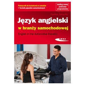 Język Angielski w Branży Samochodowej + CD