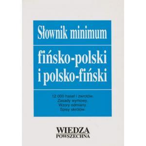 WP Słownik minimum fińsko-polski-fiński
