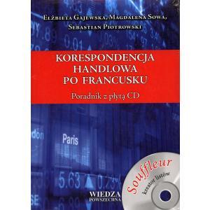 Korespondencja Handlowa Po Francusku + CD