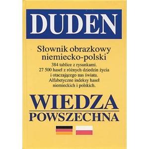 DUDEN Słownik Obrazkowy Niemiecko-Polski