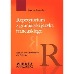 WP Repetytorium z gramatyki języka francuskiego