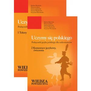 WP Uczymy się Polskiego T.1/2 - 2011
