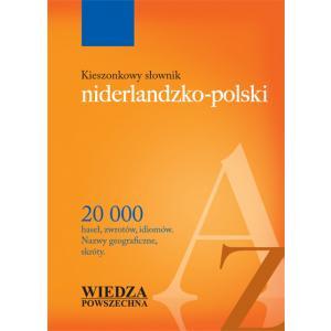 WP Kieszonkowy słownik niderlandzko-polski