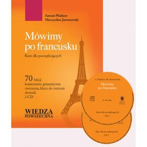 Mówimy Po Francusku + CD. Kurs dla Początkujących