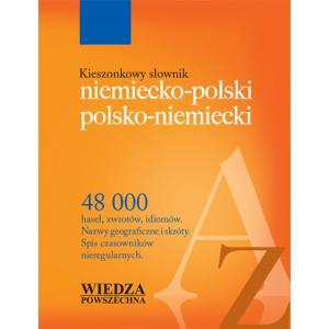 WP Kieszonkowy słownik niemiecko-polski-niemiecki