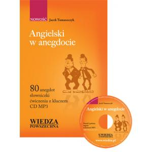 Angielski w Anegdocie + MP3