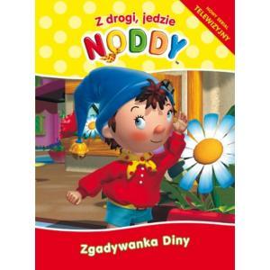 Noddy. Zgadywanka Diny