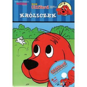 Clifford. Króliczek. Książka + CD