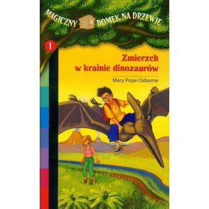 Magiczny domek na drzewie 1. Zmierzch w krainie dinozaurów