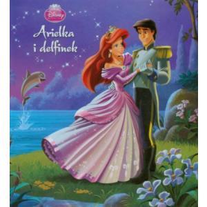 Księżniczka Arielka i delfinek