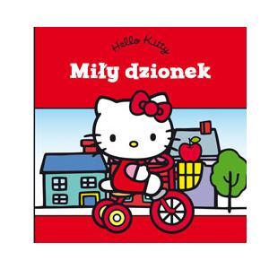 Hello Kitty. Miły dzionek