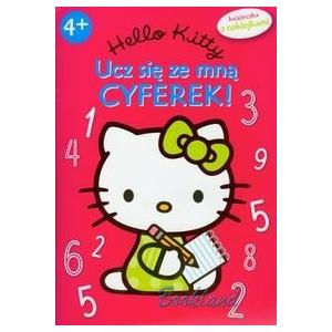 Hello Kitty. Ucz się ze mną cyferek