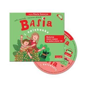 Basia. Basia i opiekunka - audiobook