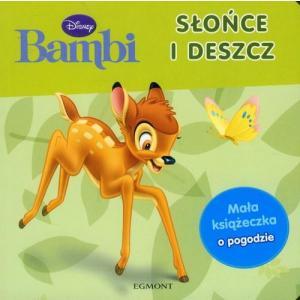 Słońce i deszcz Bambi