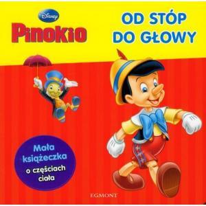 Od stóp do głowy. Pinokio