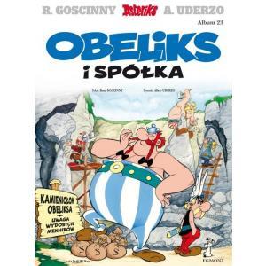 Asteriks Obeliks i spółka /komiks/