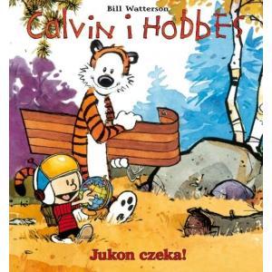 Calvin i Hobbes Jukon czeka /komiks/