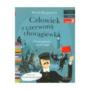Czytam Sobie. Człowiek z Czerwoną Chorągiewką. Poziom 3