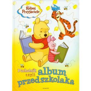 Kubuś Puchatek Puchatnik album przedszkolaka