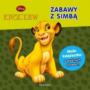 Król Lew. Zabawy z Simbą