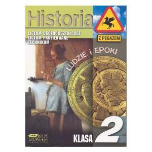 Historia 2. Podręcznik. Liceum, Technikum