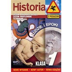 Historia liceum technikum kl.1