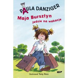 Maja Bursztyn jedzie na wakacje