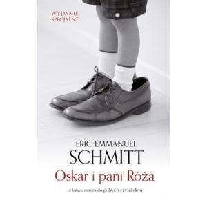 Oskar i pani Róża. Schmitt, Eric-Emmanuel. Opr. miękka