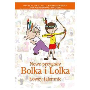 Nowe przygody Bolka i Lolka. Łowcy tajemnic. Opr. twarda