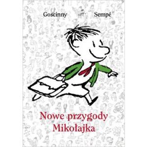 Nowe przygody Mikołajka. Sempé, J.J., Goscinny, R. Opr.twarda