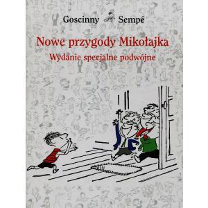 Nowe przygody Mikołajka.Tom 1-2