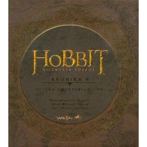 Hobbit niezwykła podróż kronika 1 sztuka tworzenia filmu