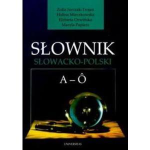 Słownik Słowacko-Polski T.1-2 (Univeristas)