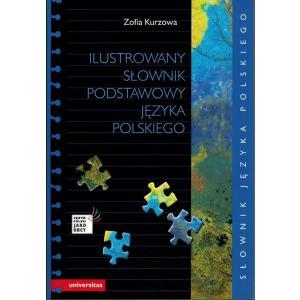 Ilustrowany słownik podstawy języka polskiego. Op. mk