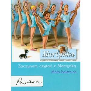 Martynka mała baletnica zaczynam czytać z martynką