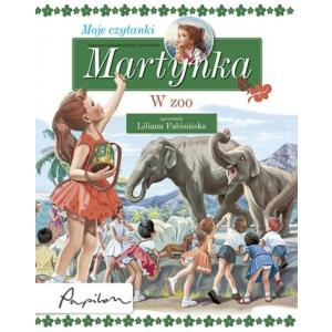 Martynka Moje Czytanki W Zoo