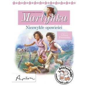 Posłuchajki Martynka Niezwykłe Opowieści Audiobook