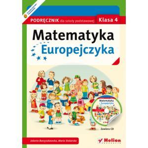 Matematyka Europejczyka SP 4 Podręcznik