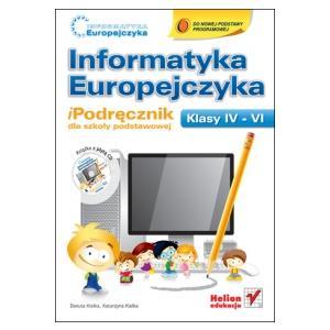 Informatyka Europejczyka. iPodręcznik (MacOS). Klasy 4-6. Szkoła Podstawowa