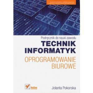Oprogramowanie biurowe podręcznik technik informatyk