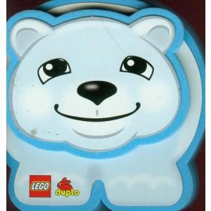 Ameet lego duplo niedźwiedź polarny lfb4